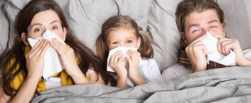 How Long Will I Be Infectious With the Flu?
