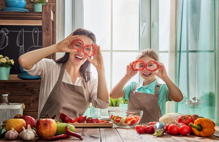 Healthy Food at Home in Chattanooga