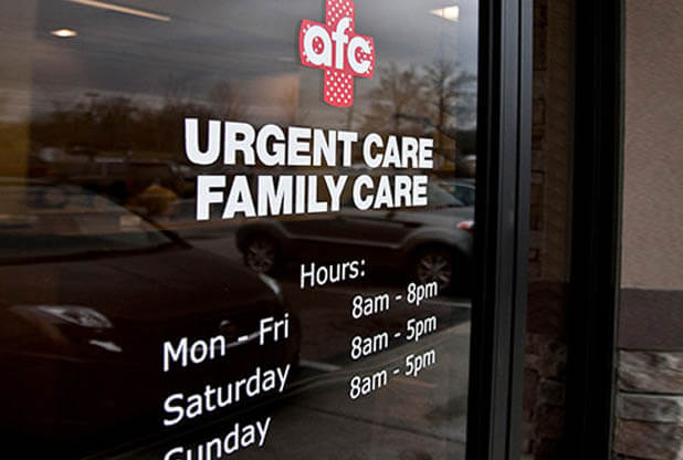 AFC Urgent Care Chattanooga TN