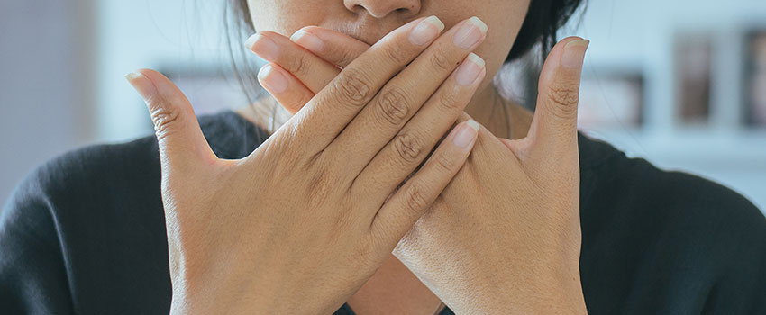 What Is Causing My Bad Breath?